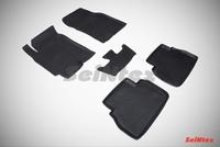 Резиновый коврик Seintex с бортиком для Chevrolet EPICA 2006-2012