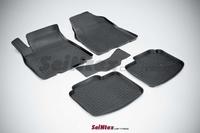 Резиновый коврик Seintex с бортиком для Dodge STRATUS SEDAN 2000-2007