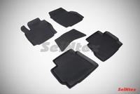 Резиновый коврик Seintex с бортиком для Ford MONDEO IV 2007-2015