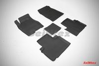 Резиновый коврик Seintex с бортиком для Great_Wall Hover II H6 2013-