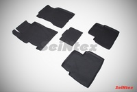 Резиновый коврик Seintex с бортиком для Honda CIVIC VIII 4D 2009-2012