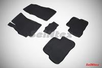 Резиновый коврик Seintex с бортиком для Hyundai ACCENT 2000-2012