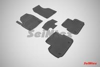 Резиновый коврик Seintex с бортиком для Land Rover DISCOVERY Sport 2014-