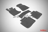 Резиновый коврик Seintex с бортиком для Lexus GS IV AWD 2015-