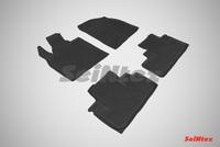 Резиновый коврик Seintex с бортиком для Lexus RX IV 2015-