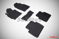 Резиновый коврик Seintex с бортиком для Mazda CX5 2012-2017