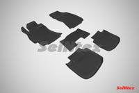 Резиновый коврик Seintex с бортиком для Subaru OUTBACK V 2015-