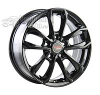 Legeartis Concept TY510 6,5*16 5/114,3 ET45 d60,1 Black