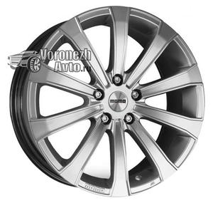 MOMO EUROPE 7*17 4/108 ET25 d65,1 Hyper silver