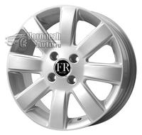 FR Replica NS44 6*15 4/100 ET45 d66,1 silver