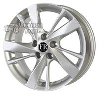 FR Replica NS5148 7*16 5/114,3 ET40 d66,1 silver