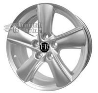 FR Replica OPL525 8*18 5/120 ET32 d67,1 silver