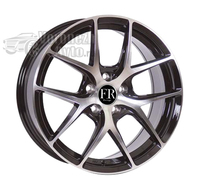 FR Replica FD1016 7,5*17 5/108 ET50 d63,4 BMF