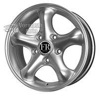 FR Replica SNG594 7*16 5/112 ET d66,6 silver