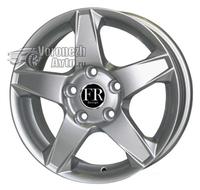 FR Replica SZ755 6*15 5/114,3 ET50 d60,1 silver