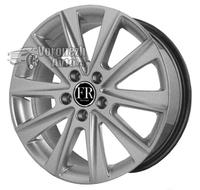 FR Replica VV28 6,5*16 5/112 ET33 d57,1 silver