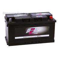 Аккумулятор AFA PLUS 100 А/ч обратная R+ EN 830A 353x175x190