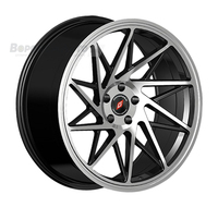 Inforged IFG35 8,5*19 5/112 ET32 d66,6 Black Machined