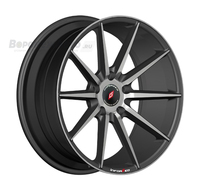 Inforged IFG21 8*18 5/112 ET30 d66,6 Black Machined