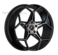 Inforged IFG40 8*18 5/114,3 ET45 d67,1 Black Machined