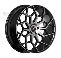 Inforged IFG42 8,5*20 5/112 ET42 d66,6 Black Machined