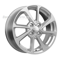 КиК KC861 6*15 4/100 ET46 d54,1 silver