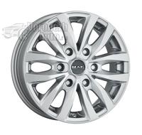 MAK Load 5 6,5*16 5/118 ET47 d71,1 silver