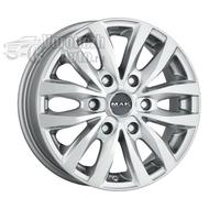 MAK Load 6 6,5*16 6/114,3 ET30 d66,1 silver
