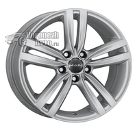 MAK Sachsen W 6,5*16 5/112 ET33 d57,1 silver