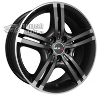 MAK Veloce Light 6,5*16 5/100 ET48 d56,1 Ice Step Titan
