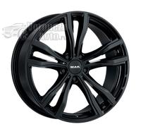 MAK X-Mode 10*21 5/112 ET50 d66,6 Gloss Black