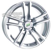 Nitro Y242 6,5*15 4/100 ET40 d73,1 silver