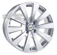 Nitro Y252 6,5*15 4/100 ET40 d73,1 silver