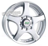 Nitro Y279 5,5*14 4/100 ET45 d73,1 silver