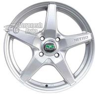 Nitro Y3119 6*15 4/100 ET48 d54,1 silver