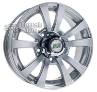 Nitro Y740 6,5*15 5/139,7 ET40 d98,5 silver