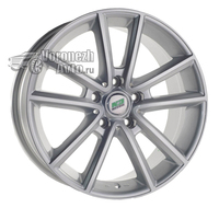 Nitro Y9100 6,5*16 5/114,3 ET40 d66,1 silver