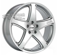 OZ Racing Canyon ST 9,5*20 5/150 ET42 d110,6 Metal Silver