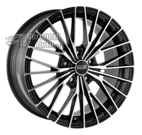 OZ Racing Ego 6,5*15 4/108 ET25 d65,1 Matt Black Diamond Cut