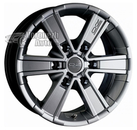 OZ Racing Off-road 6 7*16 6/127 ET35 d78,1 Metal Titanium