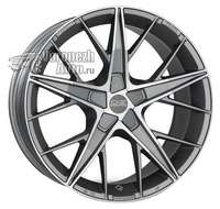 OZ Racing Quaranta 5 8*18 5/110 ET38 d75 Grigio Corsa Diamond Cut