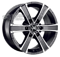 OZ Racing Sahara 6 8*17 6/139,7 ET35 d67,1 Matt Graphite Diamond Cut