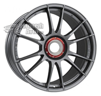 OZ Racing Ultraleggera 8*17 5/105 ET40 d75 Matt Graphite Silver