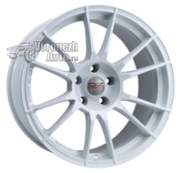 OZ Racing Ultraleggera 8*17 5/108 ET55 d75 WHITE