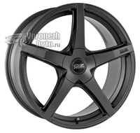 OZ Racing Vittoria 8*17 5/120 ET45 d79 Matt Dark Graphite