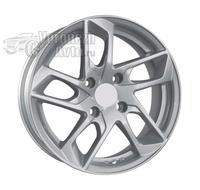 RPLC PE14 6*15 4/108 ET23 d65,1 silver
