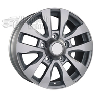 RPLC TO73 8,5*18 5/150 ET60 d110,5 silver