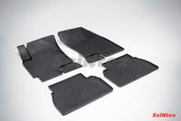 Резиновый коврик Seintex сетка для Chevrolet EPICA 2006-2012