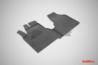 Резиновый коврик Seintex сетка для Citroёn JUMPY 2007-