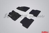 Резиновый коврик Seintex сетка для Ford FOCUS II 2005-2011